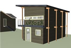 Living In A Garage Dadus Backyard Cottages U0026 Small Living In Seattle Can You Dadu Too