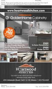 custom kitchen cabinet doors ottawa heartwood custom cabinets promotion 2019 tax free