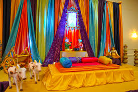lohri party decor stage decor pinterest weddings