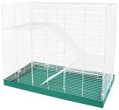 Cheap Rat Cage Amazon Com Ware Manufacturing Chew Proof 3 Level Critter Cage