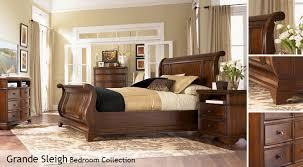Grande Sleigh Costco - Grande sleigh 5 piece cal king bedroom set