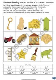 phoneme blending download categories speech path resources