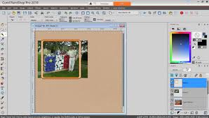 how to resize images corel discovery center