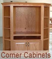 Best Corner Cabinets Images On Pinterest Home Corner - Corner cabinets for plasma tv