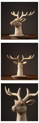 deer decor for home 12 best craft home decor accessories images on pinterest alarm