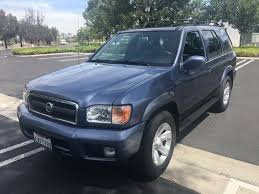 nissan california 2002 nissan pathfinder for sale in irvine california 92614