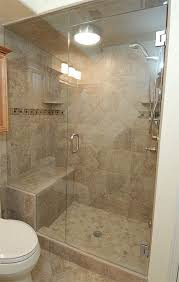 walk in shower ideas for bathrooms best 25 shower no doors ideas on open showers