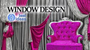 window design u2013 best curtains for living room youtube