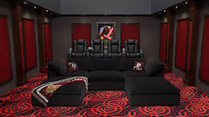 home theatre decor fresh idea home theatre decor complete theater packages 4seating