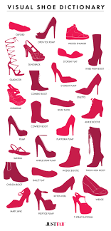 justfab s boots a handy visual shoe dictionary and fashion vocabulary