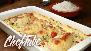 comment cuisiner la mozzarella comment faire un poulet à la mozzarella accompagné d une sauce crème