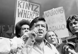 cesar chavez cesar chavez the life behind a legacy of farm labor rights npr