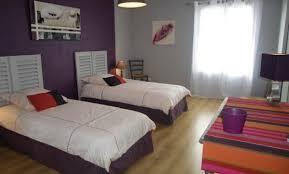 chambre couleur grise décoration chambre couleur aubergine taupe 16 paul