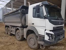 used volvo trucks for sale in usa used volvo fmx460 dump trucks year 2015 for sale mascus usa