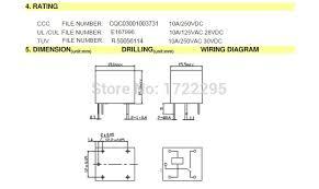 aliexpress com buy free shipping 5pcs 5v relay 5 pin conversion