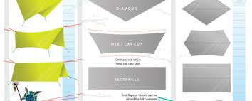 camping hammock tarps overview illustration