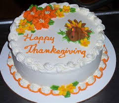 happy thanksgiving cake cakes cupcakes by trish