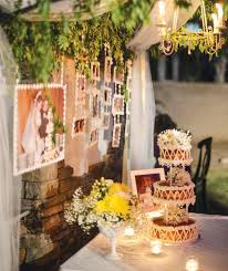 40th wedding anniversary party ideas outdoor anniversary party ideas home furniture design