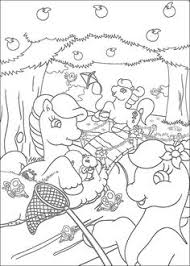 pony coloring pages free kids crafty 80 u0027s