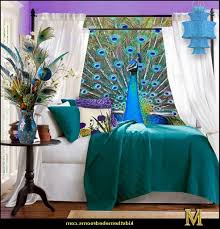 peacock bedroom decor peacock bedroom decor 21 all about home design ideas