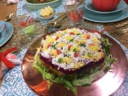 cuisine alg駻ienne samira tv décor salade algérienne samira tv blogs de cuisine