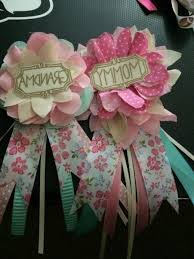 wrist corsage ideas 17 diy baby shower ideas for a girl awesome baby shower wrist