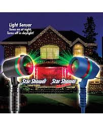 motion laser light projector outdoor christmas light show yard motion laser flurries stake