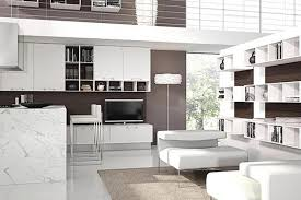 Open Shelf Kitchen Cabinet Ideas by Kitchen Amazing Contemporary Open Kitchen With White Cabinets