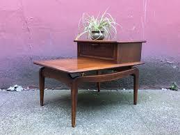 Retro Sofa Table by Perception By Lane U2014 Rerunroom Vintage Furniture Home Decor