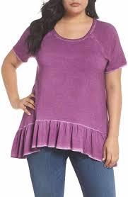 purple blouse plus size s purple plus size tops nordstrom
