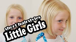 short hairstyles little girls photoshoots 1 youtube