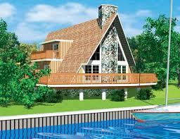 100 a frame home plans a frame house plans eagleton 30 020