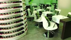 elegant nail salon interior design ideas designing homes