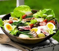restaurant cuisine nicoise fabulous foodie salade nicoise