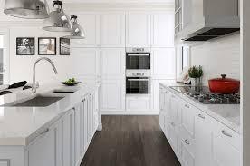Kitchen Design With White Cabinets All White Kitchen Designs Design Smart Home 600x393 Sinulog Us