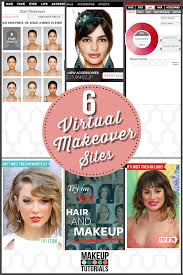 virtual hairstyle and makeup makeover marie claire mugeek vidalondon