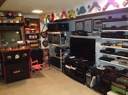 video game setup ideas fabulous very cool way to display n games