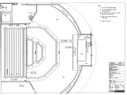 floor plan grid technical information joan sutherland performing arts centre
