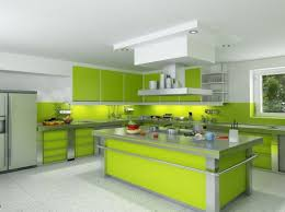 Modern Green Kitchen Cabinets Kitchen Paint Color Ideas With White Cabinets Modern Kitchen Ideas