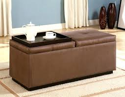 Large Square Storage Ottoman with Ottoman Storage Coffee Table U2013 Thelt Co