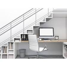 un bureau sous l escalier