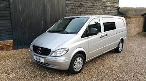 Mercedes Vito Awning Mercedes Vito Extra Long New Style Campervan With Night Heater And