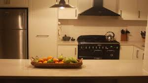 kitchen excellent u shape black and white kitchen decoration
