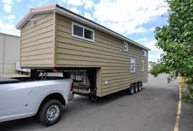 Tiny House On Gooseneck Trailer by The Brooke U2013 Tiny House Building Company Llc