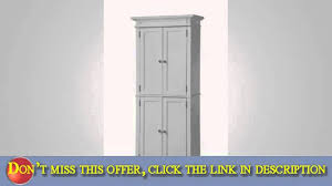 home styles 5004 692 americana pantry storage cabinet youtube