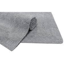 orange and gray bathroom rug creative rugs decoration