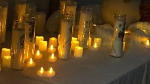 infant loss candles covenant healthcare hold vigil in honor of pregnancy and infant