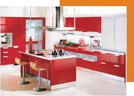 Modular Kitchen Interiors Hi Tech Kitchen And Wardrobes Modular Kitchen Manufacturers In
