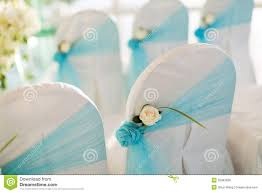 chair ribbons wedding chair stock photo image of decoration line 35983608