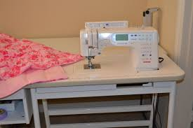 janome 6600 in a table sewing pinterest janome